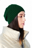 Womens winter hat Squares