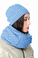 Winter womens set Squares